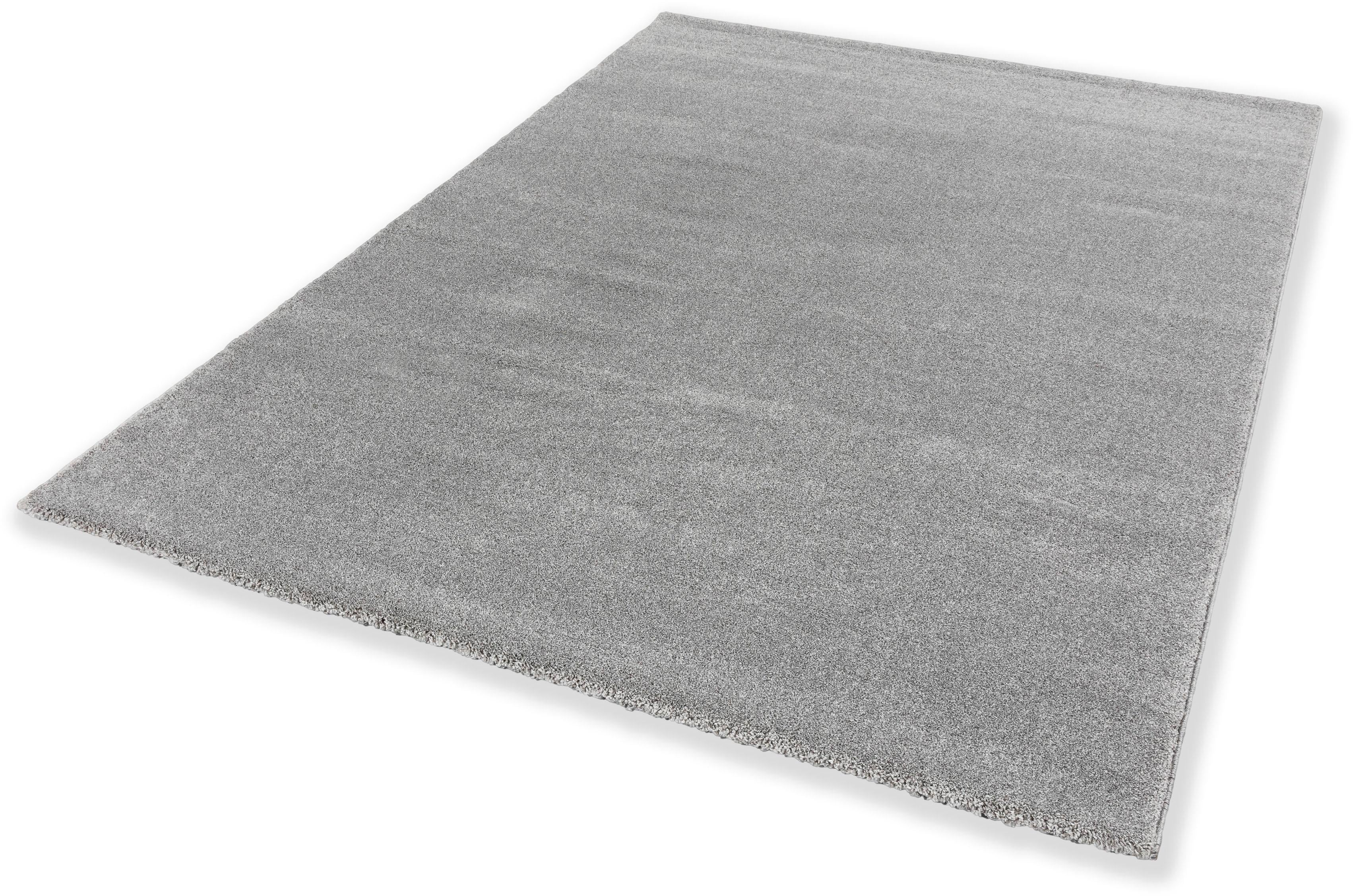 Teppich Pure 190 SCHÖNER WOHNEN-Kollektion rechteckig Höhe 21 mm maschinell gewebt