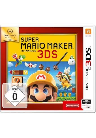 Super Mario Maker for Nintendo 3DS Nintendo 3DS kaufen