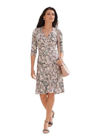 Amy Vermont Wickelkleid, mit grafischem Muster kaufen