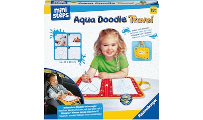 Ravensburger Kreativset »ministeps® Aqua Doodle® Travel«, Made in Europe kaufen