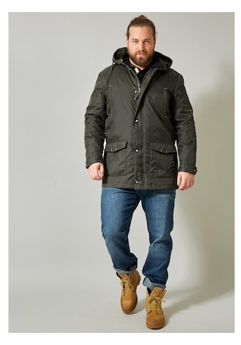 Men Plus by Happy Size Parka kaufen