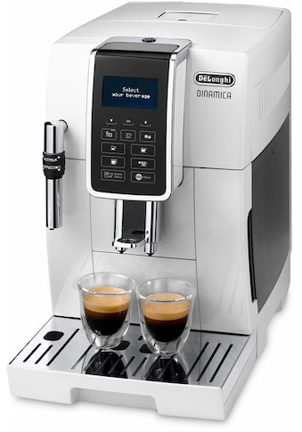 De'Longhi Kaffeevollautomat Dinamica ECAM 350.35.W, 1,8l Tank, Kegelmahlwerk kaufen