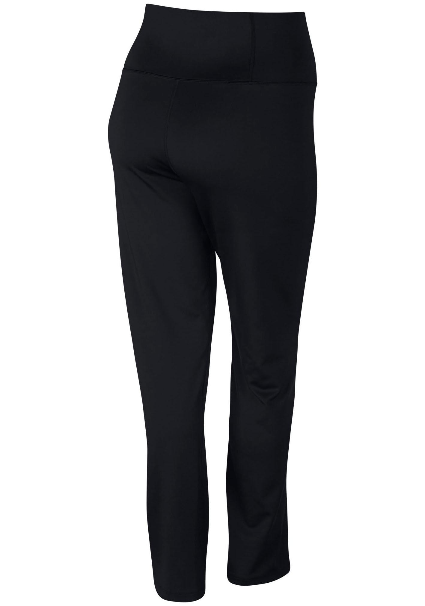 Nike Trainingshose WO´MEN NIKE POWER CLASSIC GYM PANT PLUS SIZE | Sportbekleidung > Sporthosen > Trainingshosen | Schwarz | Nike