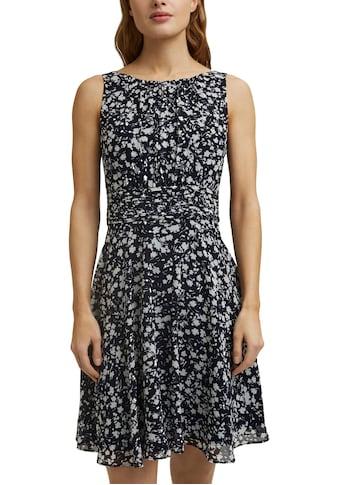 Esprit Collection Cocktailkleid, mit femininem Rückenausschnitt kaufen