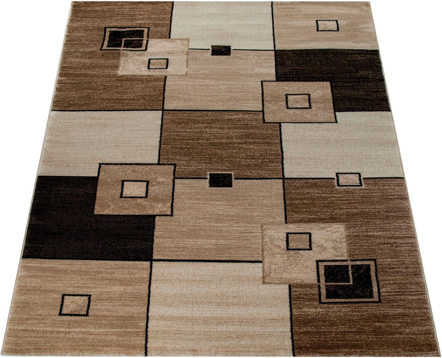 Teppich Tibesti5082 Paco Home rechteckig Höhe 16 mm maschinell gewebt