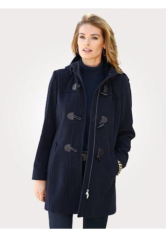 Mona Dufflecoat mit Kapuze kaufen