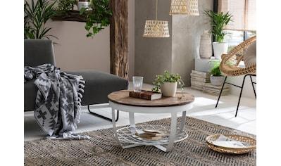 Home affaire Couchtisch »Soho«, aus recyceltem Altholz kaufen
