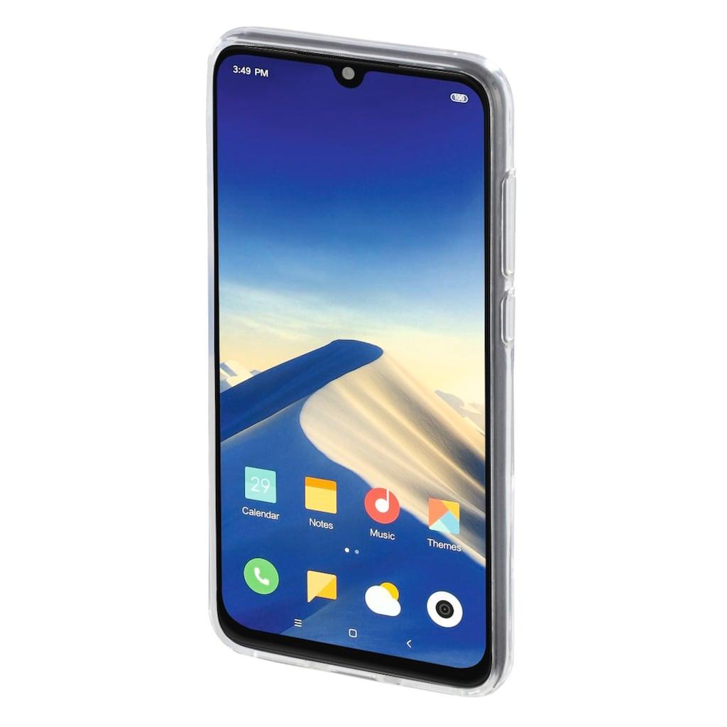Hama Cover, Hülle für Xiaomi Mi 9 SE, Transparent