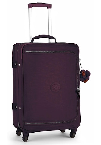 KIPLING Weichgepäck-Trolley »Cyrah S, 55 cm, Dark Plum« kaufen