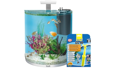 TETRA Aquarien - Set »AquaArt LED Explorer Line«, 60 Liter, BxTxH: 51x33,5x51,5 cm, inkl. GC 40 Bodenreiniger kaufen