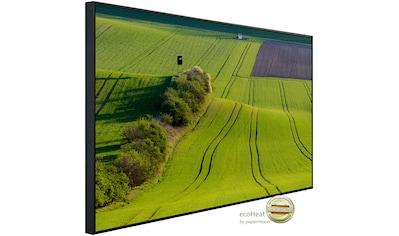 Papermoon Infrarotheizung »Hügel«, sehr angenehme Strahlungswärme kaufen