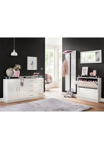 borchardt Möbel Garderoben - Set »Finn« (Set, 3 - tlg) kaufen