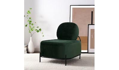 COUCH♥ Sessel »Premium Platz«, Sitz- und Rücken gepolstert kaufen
