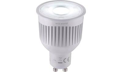 TRIO Leuchten LED-Leuchtmittel »WIZ«, GU10, 1 St., Warmweiß-Neutralweiß-Tageslichtweiß-Farbwechsler, Mit WiZ-Technologie für eine moderne Smart Home Lösung kaufen