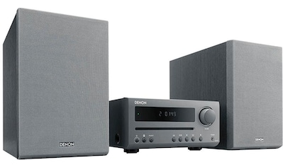 Denon »D - T1« Kompaktanlage (FM - Tuner mit RDS, 30 Watt) kaufen