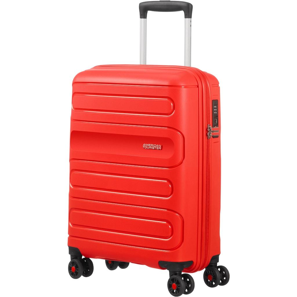 American Tourister® Hartschalen-Trolley »Sunside, 55cm«, 4 Rollen