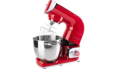 eta Küchenmaschine »Gratus Storio rot ETA002890063«, 1200 W, 5,5 l Schüssel, 5,5 l... kaufen