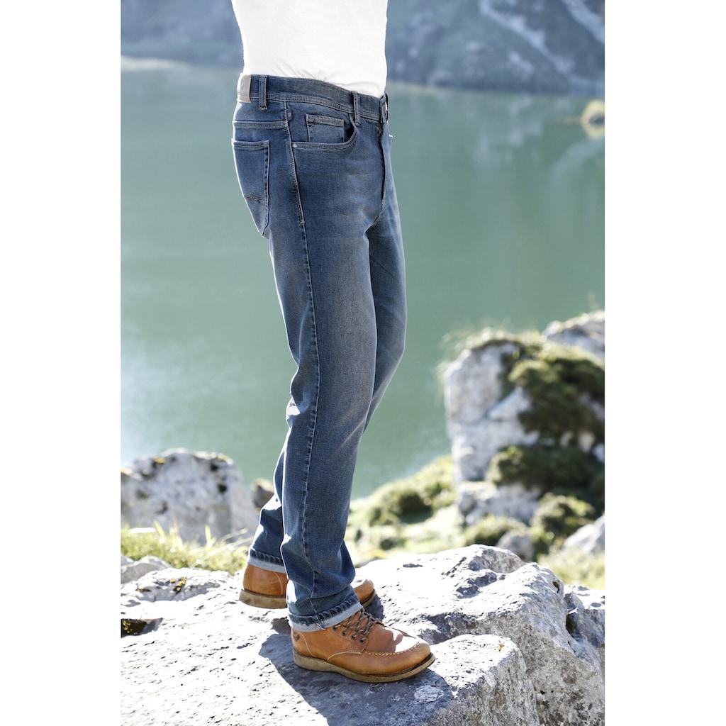 Jan Vanderstorm 5-Pocket-Jeans »WALLNER«, weiches und flexibles Material