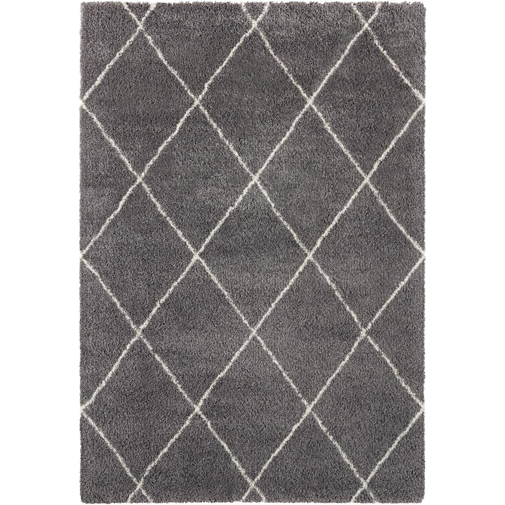Leonique Hochflor-Teppich »Belle«, rechteckig, 35 mm Höhe, weiche Haptik