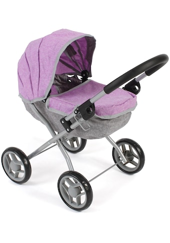 """CHIC2000 Puppenwagen """"Lilli, melange lila"""" kaufen"""