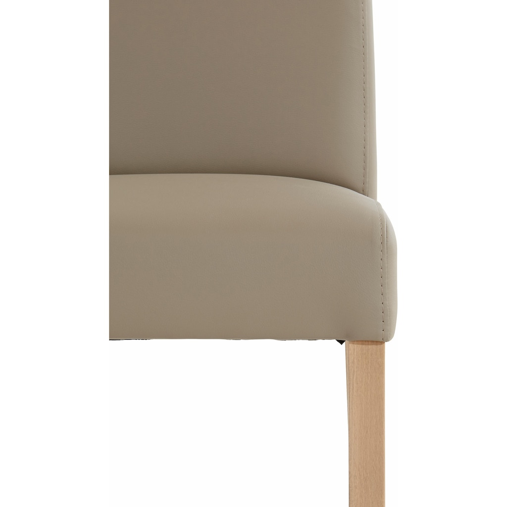 4-Fußstuhl »Cara«