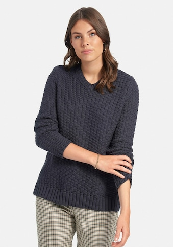Emilia Lay Strickpullover »Pullover«, mit V-Ausschnitt kaufen