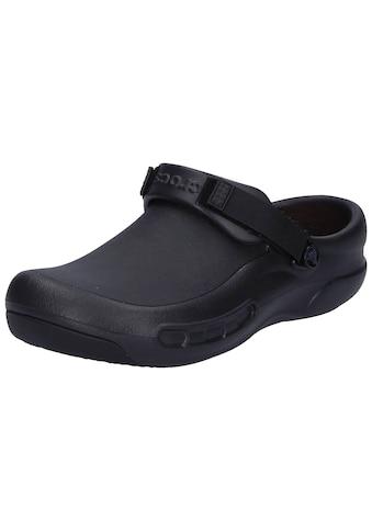 Crocs Clog »205669 - 001 Crocs Bistro Pro LiteRide sch«, Crocs Bistro Pro LiteRide schwarz kaufen