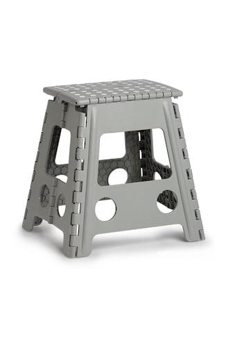 Zeller Present Klappstuhl, Kunststoff, klappbar, Sitzhöhe 39 cm kaufen