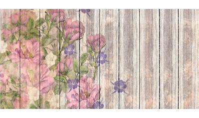 Komar Vliestapete »Vintage Rose«, naturalistisch kaufen