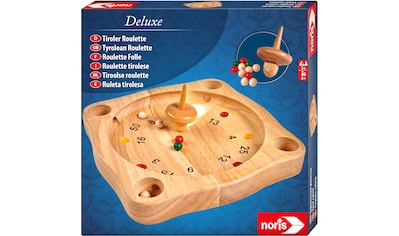 Noris Spiel »Deluxe Tiroler Roulette« kaufen