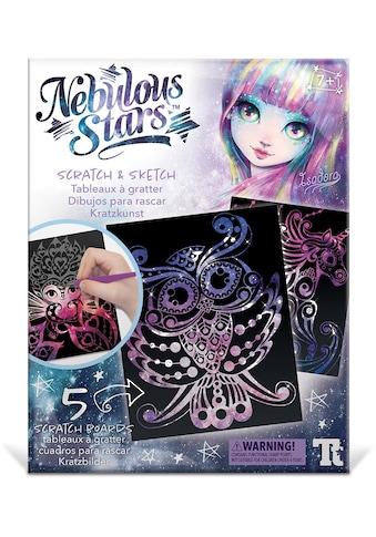 "Nebulous Stars Kreativset ""Kratzkunst"" (Set) kaufen"
