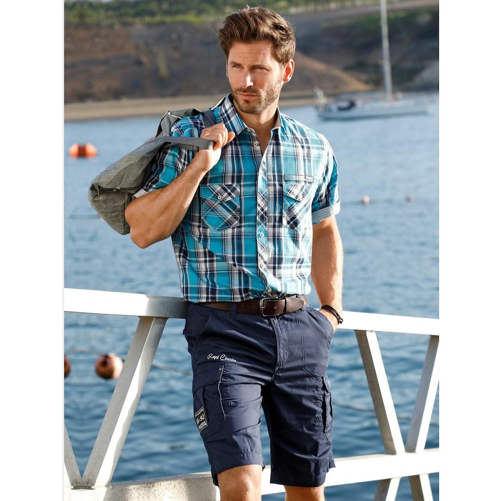 Babista Bermuda mit praktischen Cargotaschen seitlich