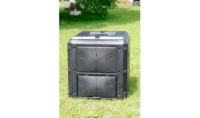 KHW Komposter »Bio Quick Basismodell«, 420 Liter. BxTxH: 75x75x80 cm kaufen