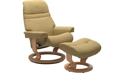 Stressless® Relaxsessel »Sunrise«, mit Classic Base, Größe S, Gestell Eiche kaufen
