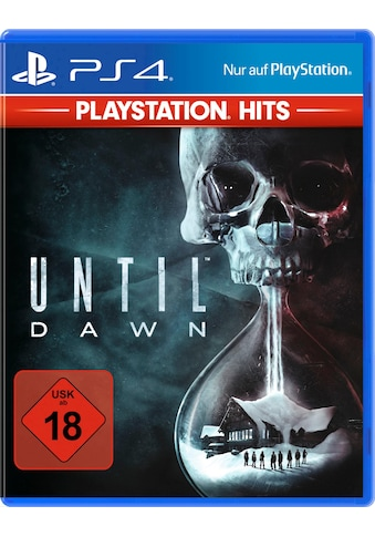 Sony Spiel »Until Dawn«, PlayStation 4, Software Pyramide kaufen