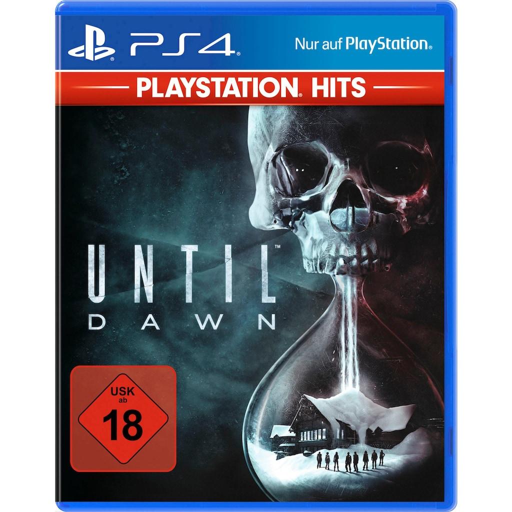Sony Spiel »Until Dawn«, PlayStation 4, Software Pyramide