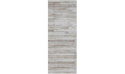 MySpotti Spritzschutz »fresh F1 Wood Planks«, 100 x 255 cm kaufen