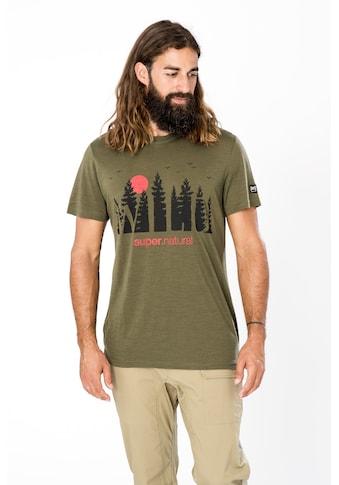 SUPER.NATURAL T - Shirt »M WILD AND FREE TEE« kaufen