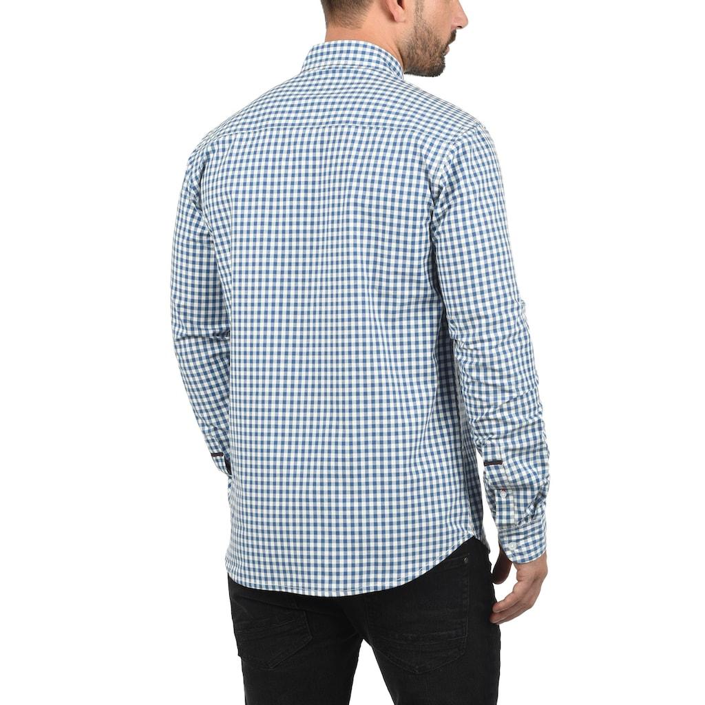 REDEFINED REBEL Karohemd »Macklin«, Hemd mit Brusttasche