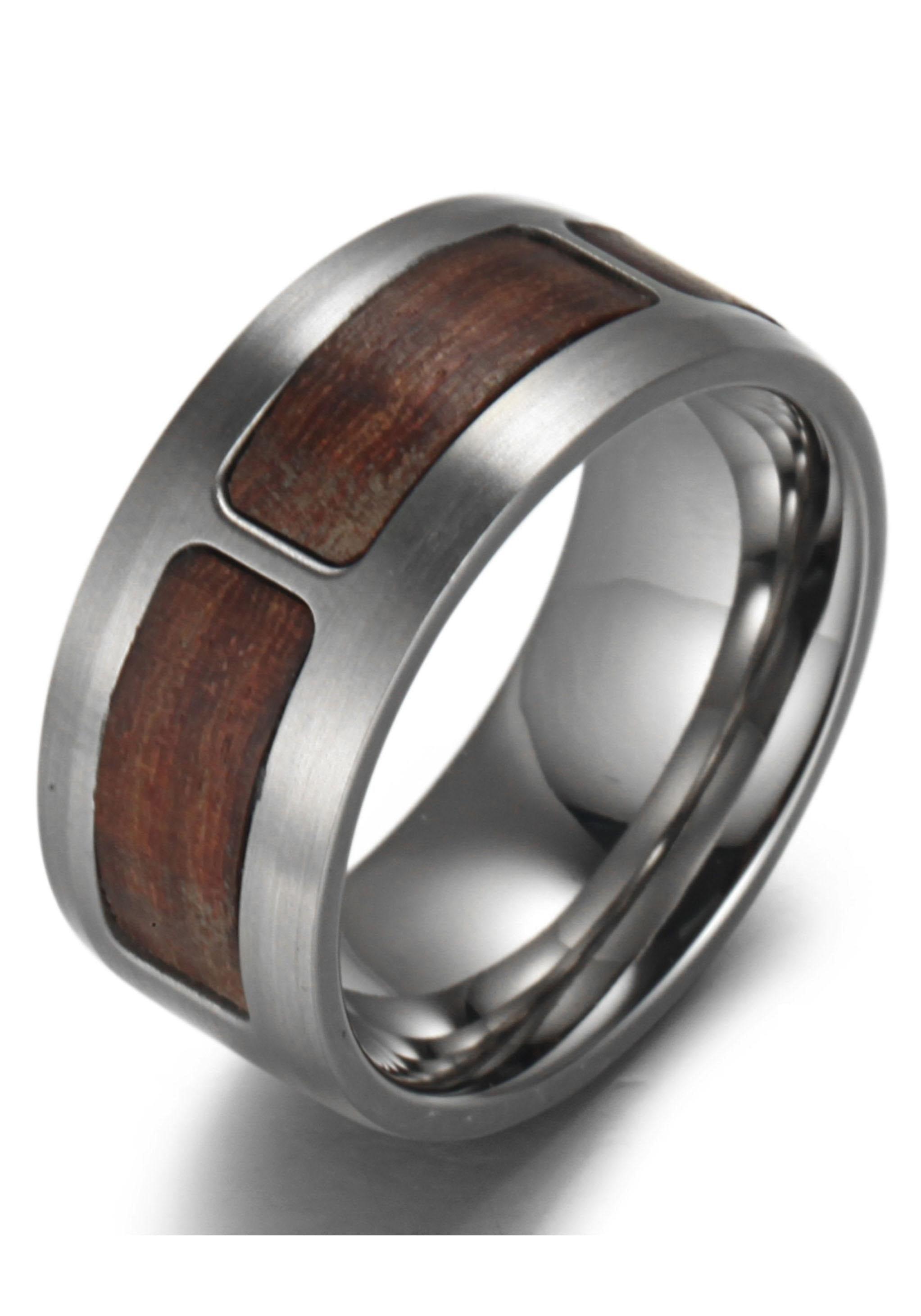 Firetti Fingerring in glänzender und matter Optik | Schmuck > Ringe > Fingerringe | Firetti