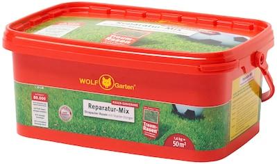 WOLF-Garten Rasensamen »L 50 LM Strapazier-Rasen«, mit Starter-Dünger kaufen