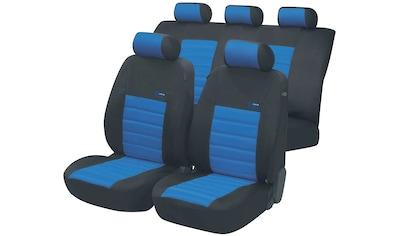WALSER Set: Autositzbezug »ZIPP IT Premium Sport Speed«, mit Reißverschluss - System kaufen