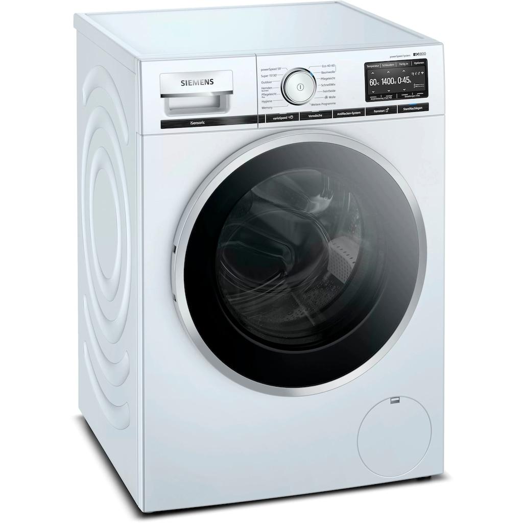 SIEMENS Waschmaschine, WM14VG43