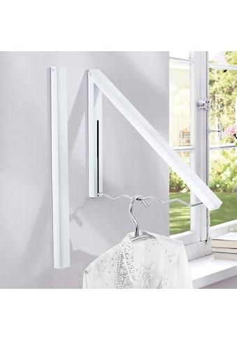 Schneider Garderobe »Kroko«, Weiß kaufen