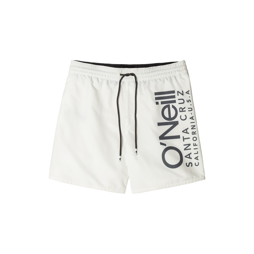 O'Neill Badeshorts, in trendigen Unifarben