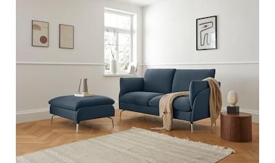andas 2-Sitzer »Hedda«, lose Sitz-und Rückenkissen mit Metall Füßen, Design by Morten... kaufen