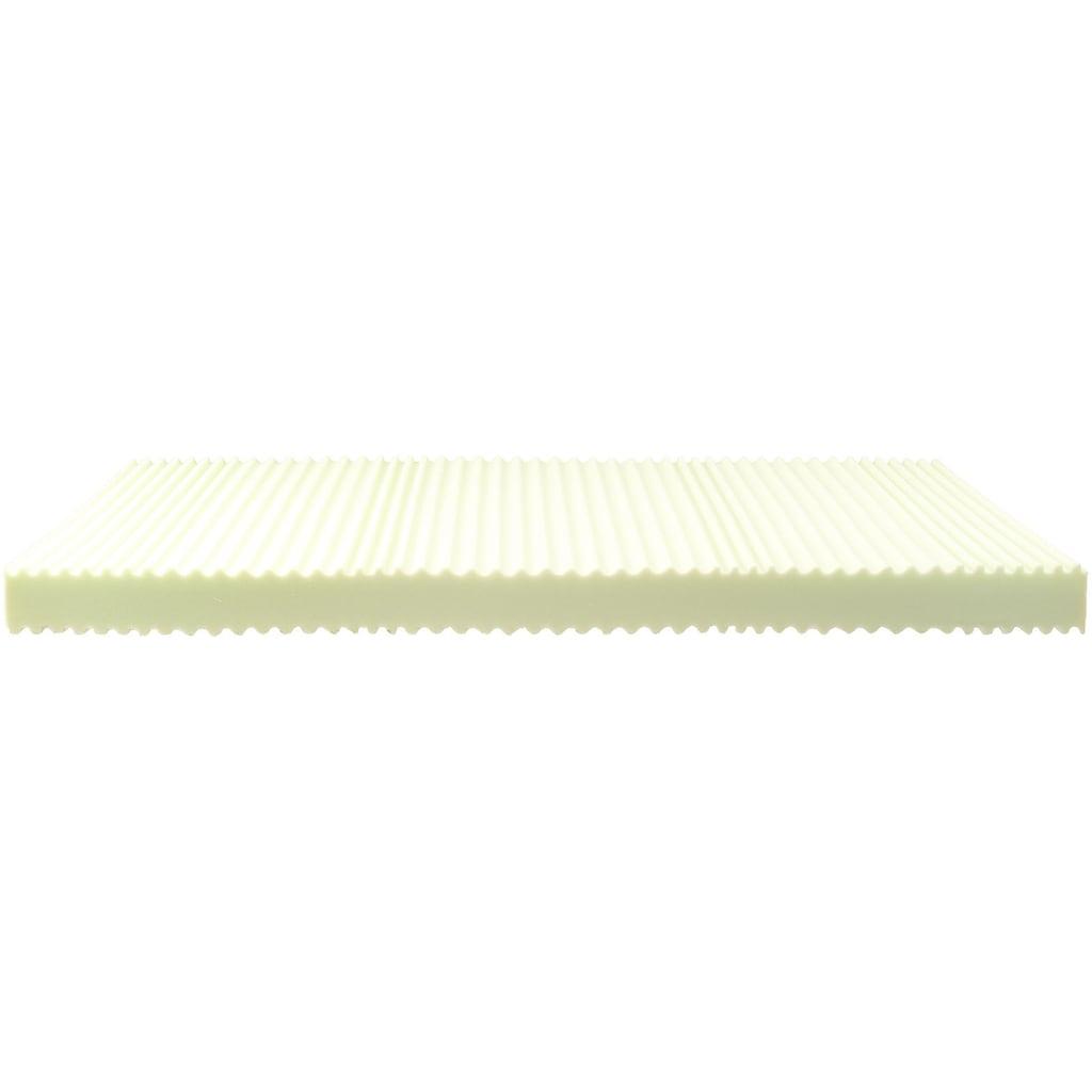 Breckle Komfortschaummatratze »EvoX 17«, (1 St.), Zertifizierte Markenqualität zum Vorteilspreis