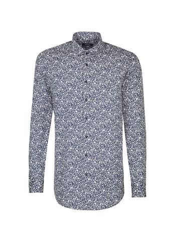 seidensticker Businesshemd »Comfort«, Comfort Langarm Kentkragen Floral kaufen