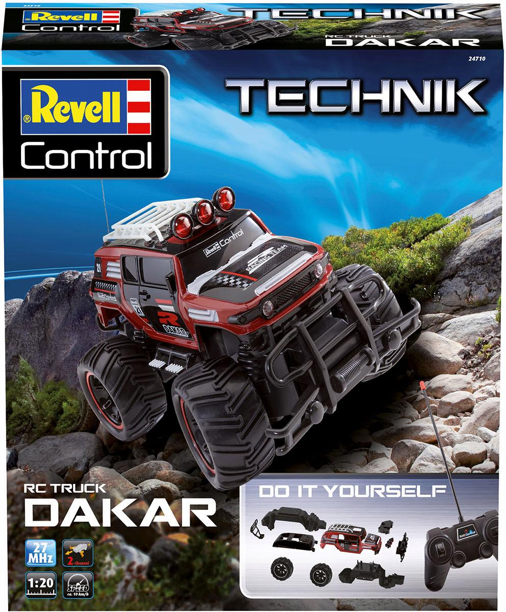 Revell RC Auto Bausatz, »RC Construction Kit Ca...
