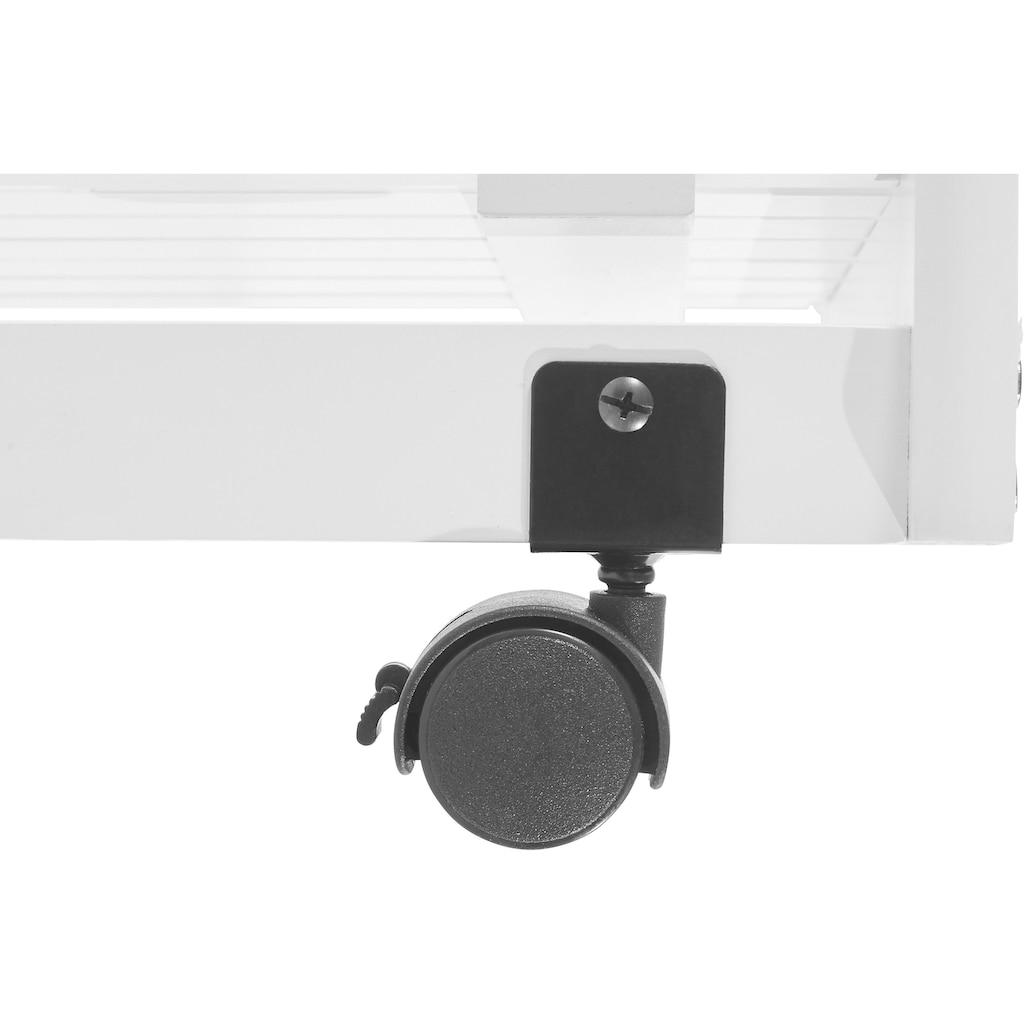 Home affaire Sideboard, mit Edelstahltop